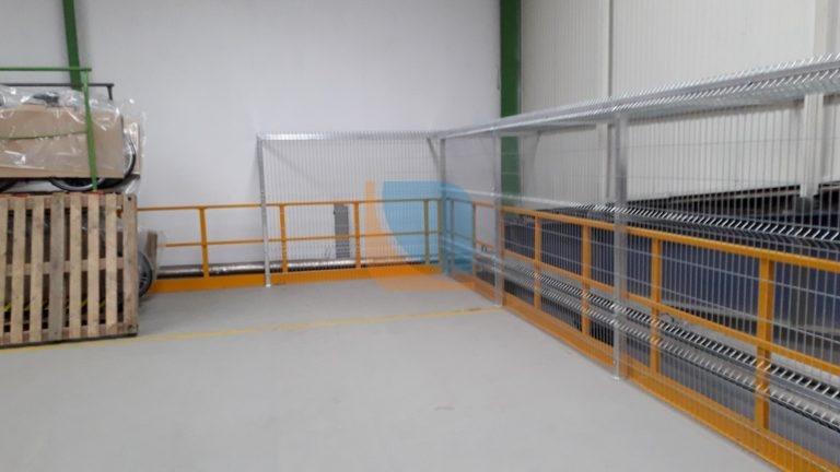 Konstrukcja aluminiowa