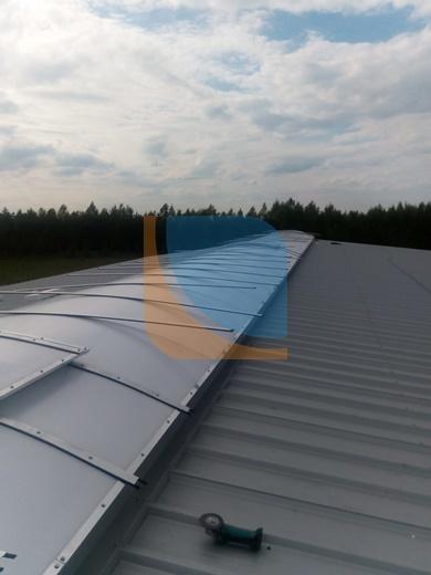 Nasze naświetla dachowe na WARMII