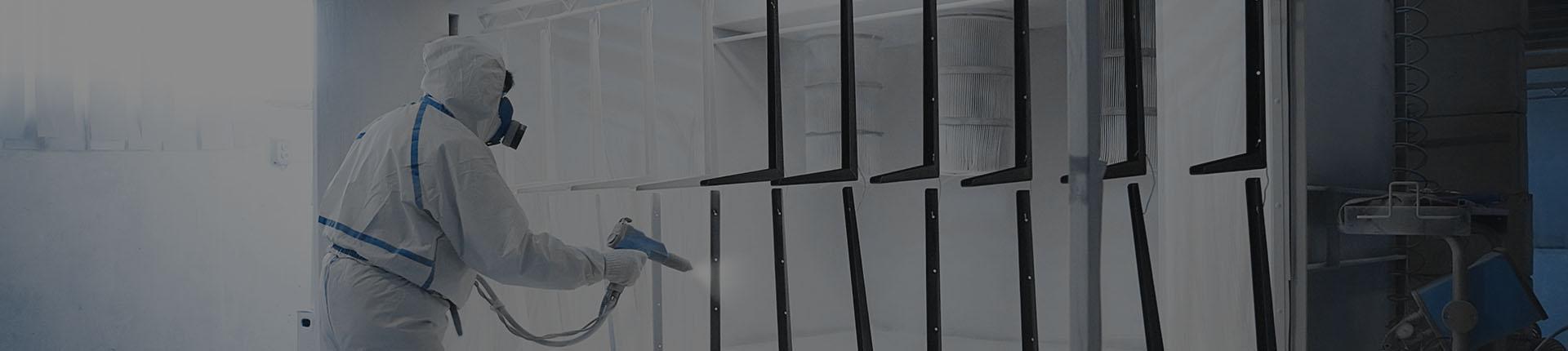Malowanie Proszkowe Aluminium Poznań Tech Plast System